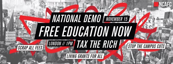 Free Education - Tax the Rich!