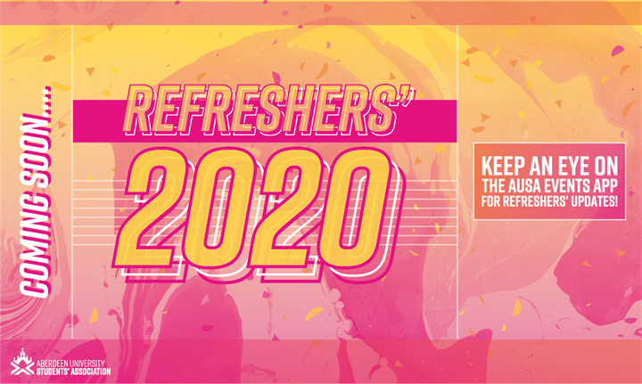 Refreshers 2020 13-17 January