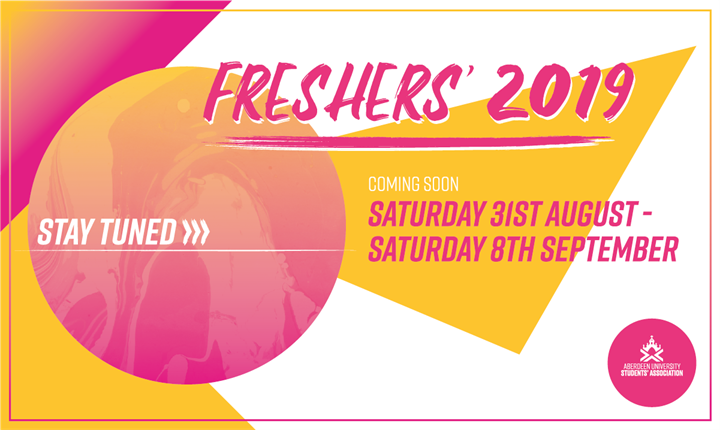 Freshers' Fayres