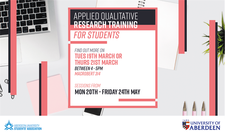 Info Session about Applied Qualitative Research Training