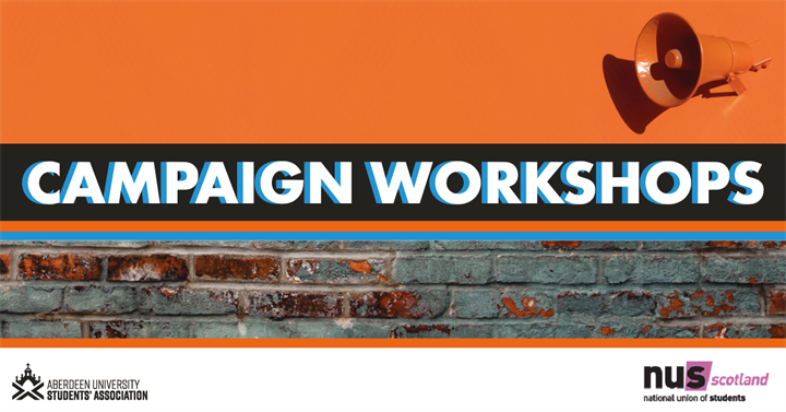 Campaign Workshops in Old Aberdeen