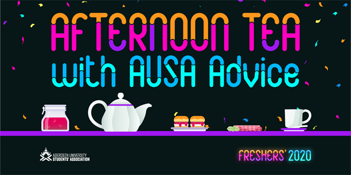 Afternoon Tea with AUSA Advice