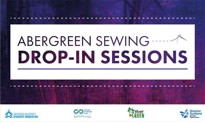 AberGreen sewing drop-in session
