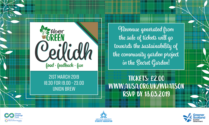 Ceilidh with Abergreen